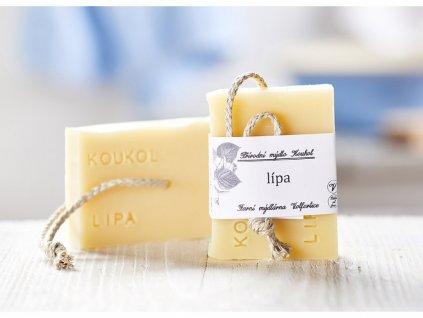 Lípa - Přírodní mýdlo Koukol