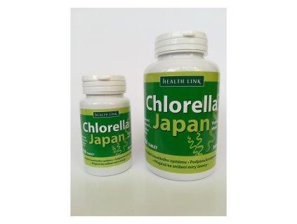 Chlorella Japan 750 tabliet