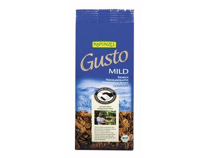 gusto cafe mild mleta 250g rapunzel f707d6624727d77c