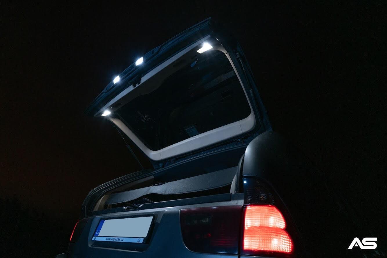 BMW X5 - Interiér