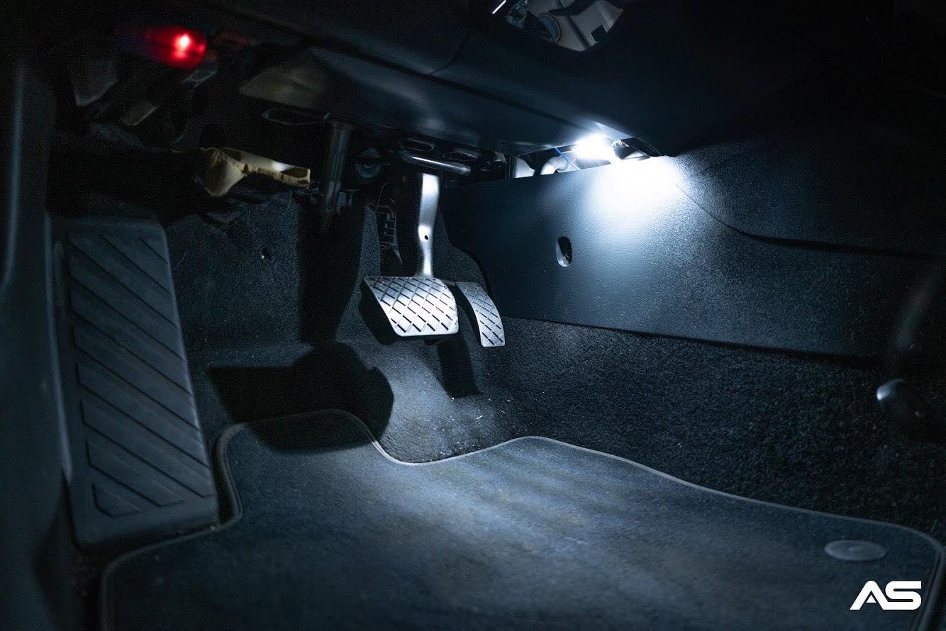 Škoda Octavia III - LED Interiér