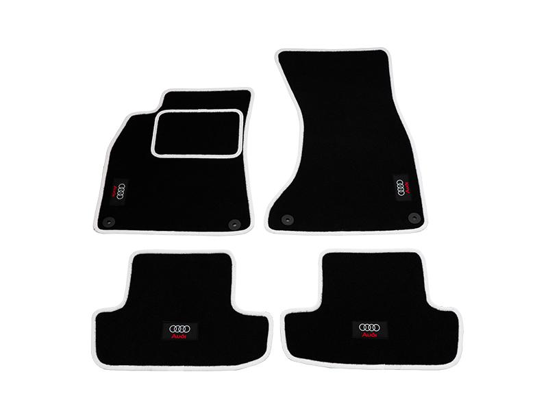 Designové textilní koberečky do Audi A5