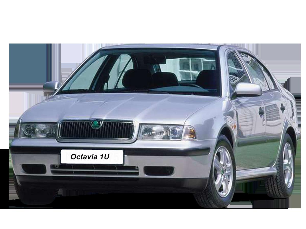 Škoda Octavia 1 LED stropní osvětlení