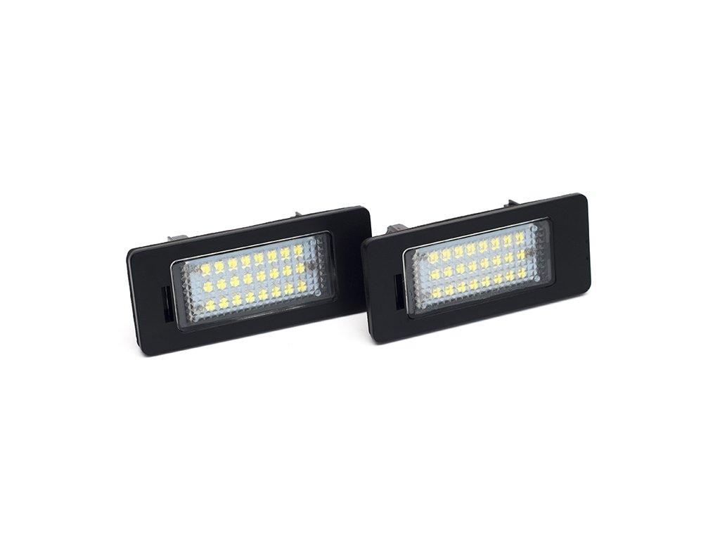 LED osvětlení SPZ pro BMW E90 / E91 / E92