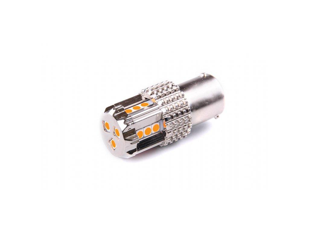 Exterémně svítivé LED autožárovky blinkrů PY21W