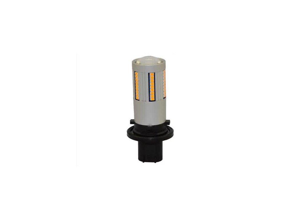 LED autožárovky blinkrů PHY24W univerzální 66 SMD diod