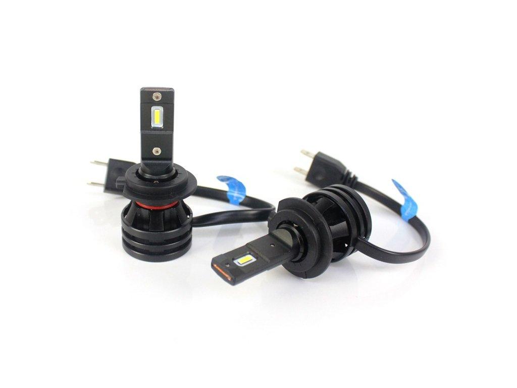 Autožárovky LED H7 model M2 2 ks