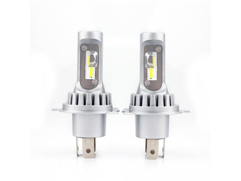 LED sada autožárovky H4 Lanseko model V10