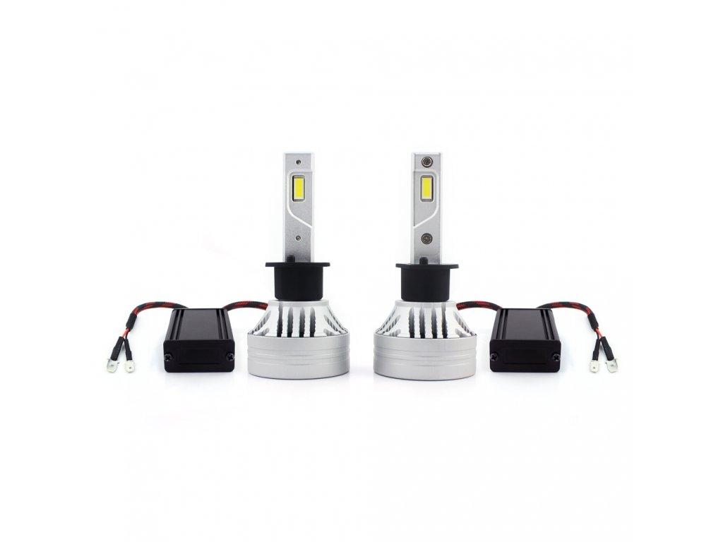 Autožárovky LED H1 model X9B 2 ks