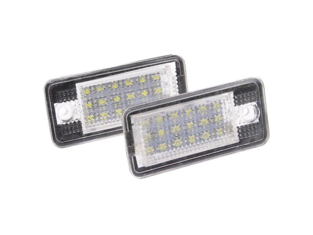 LED osvětlení SPZ pro Audi A3 /A6 4F / A8 / Q7