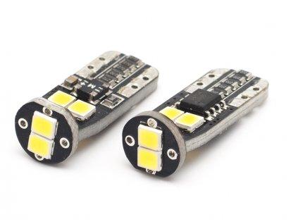 LED osvětlení nástupního prostoru (zrcátek)