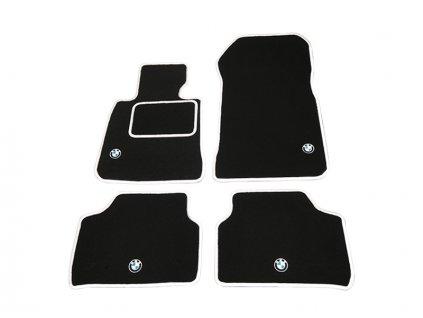 Textilní koberečky do BMW E60 / E61