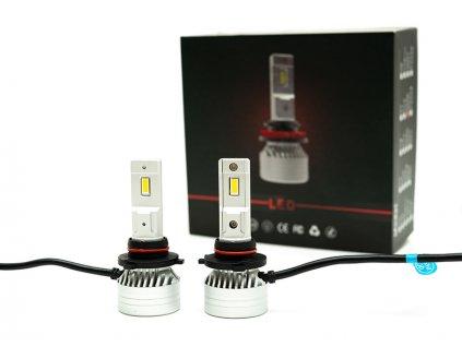 LED sada autožárovky HB3 Lanseko model X9