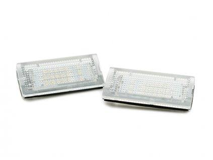 LED osvětlení SPZ pro BMW E46