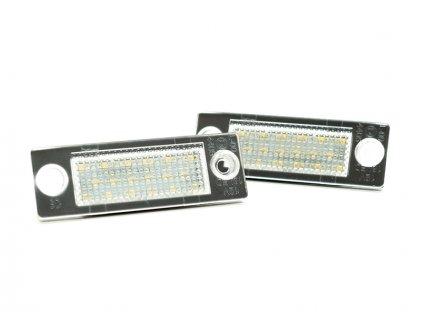 LED osvětlení SPZ pro Škoda Superb I 2 ks