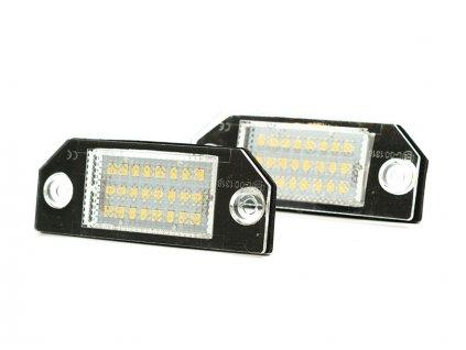 LED osvětlení SPZ pro Ford C-MAX REPASOVANÉ