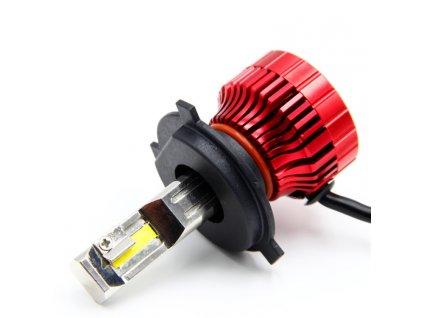 LED sada autožárovky H4 Lujia model X10 2 ks