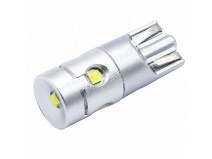 Super svítivé LED parkovačky auto žárovky T10 W5W 2 ks