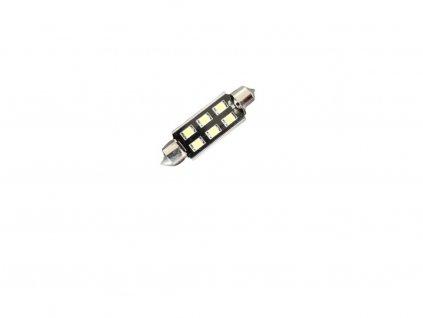 LED autožárovka 36 mm pro osvětlení dveří, stínítka, interiér 1 ks