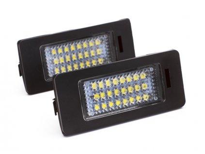 LED osvětlení SPZ pro Škoda Superb II combi 2 ks