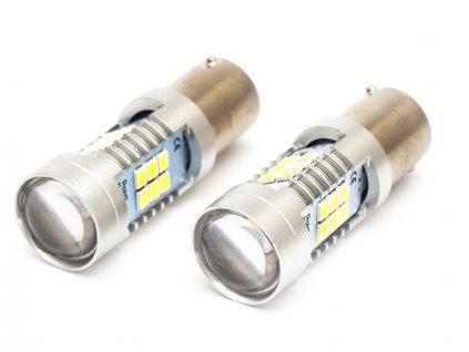 LED autožárovky zpátečky pro Škoda Octavia II (předfacelift)
