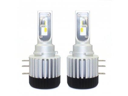 Autožárovky LED H15 model X7B  2 ks