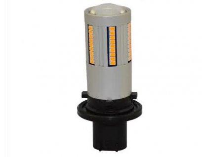 LED autožárovky blinkrů Škoda Superb 2 (přední) PHY24W 66 SMD diod