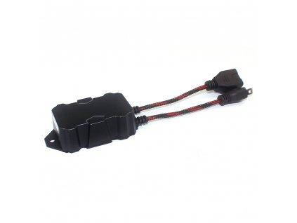 Rezistory pro LED autožárovky H7 (odstraňují chybu prasklé žárovky) 2 ks