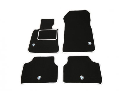 Textilní koberečky do BMW E90