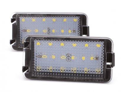 LED osvětlení SPZ pro SEAT Leon 2 ks
