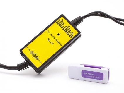 USB AUX adaptér pro rádio Symphony
