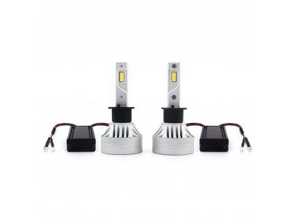 LED sada autožárovky H1 model X9B 2 ks