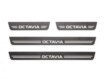 LED prahové lišty pro Škoda Octavia II