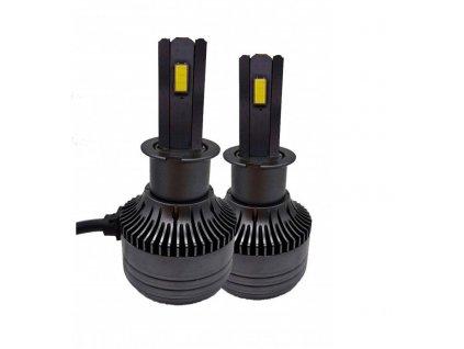 Autožárovky LED H3 pro Škoda Superb I 2 ks