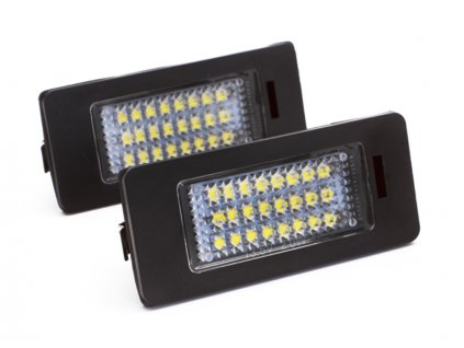 LED osvětlení SPZ pro Audi 2 ks