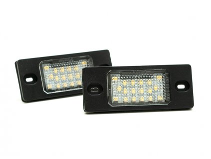 LED osvětlení SPZ pro Škoda Fabia I