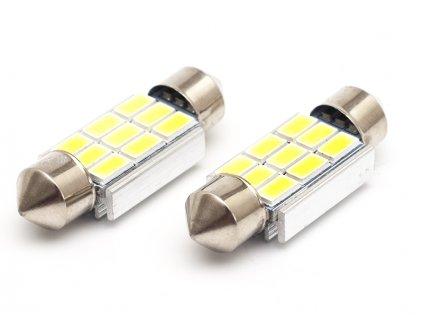LED autožárovka pro osvětlení dveří