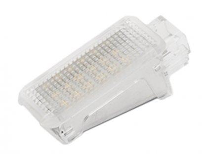 LED osvětlení schránky spolujezdce Škoda