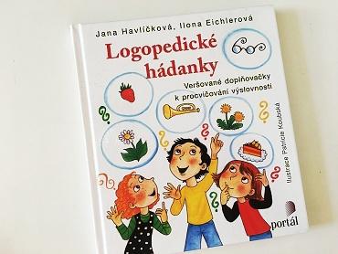 Tip na knihu: Logopedické hádanky