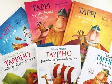 Viking Tappi a jeho svět