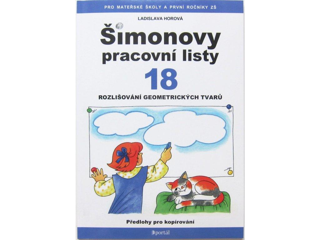 Simonovy Pracovni Listy 18 Portal Z Jineho Sveta