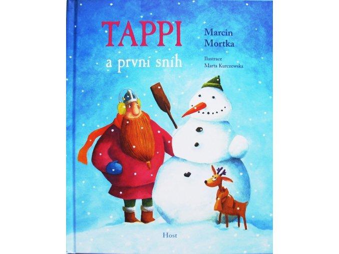 Tappi a první sníh. Marcin Mortka. Host