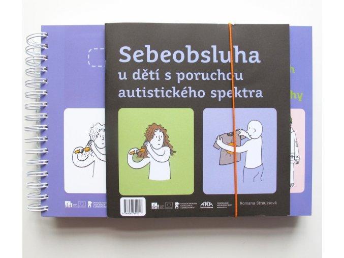 Sebeobsluha u dětí s poruchou autistického spektra. Straussová R., Roštárová I., Apla