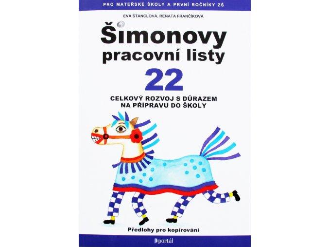 Šimonovy pracovní listy 22