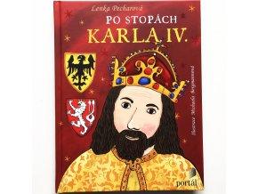 Po stopách Karla IV., Lenka Pecharová, Portál