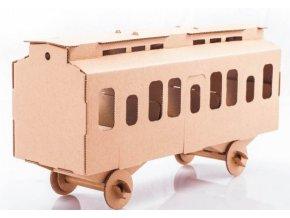 LEOLANDIA Osobní vůz (vagón), přírodní