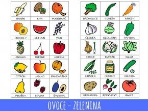 5. ovoce a zelenina