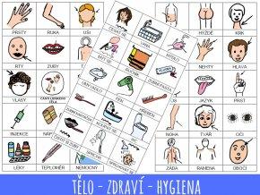 6 tělo zdraví hygiena