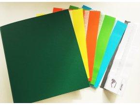 Komunikační kniha velká A4, 5 listů + komunikační řádek, zelená