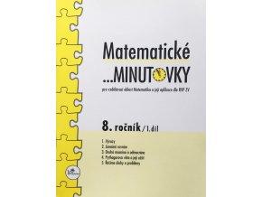 Matematické minutovky 8. ročník / 1. díl